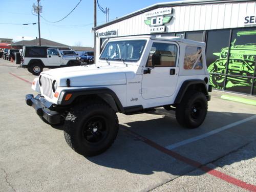 sold 1997 jeep wrangler tj stock 545715 collins bros jeep. Black Bedroom Furniture Sets. Home Design Ideas