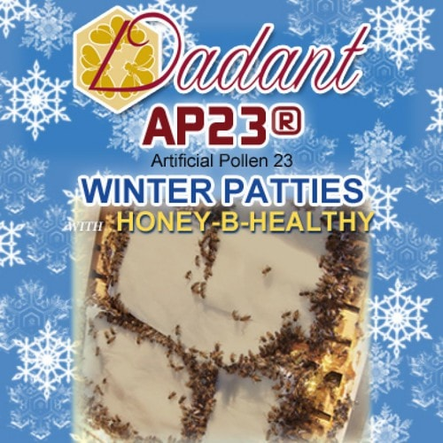 AP23 Winter Patties with Honey-B-Healthy
