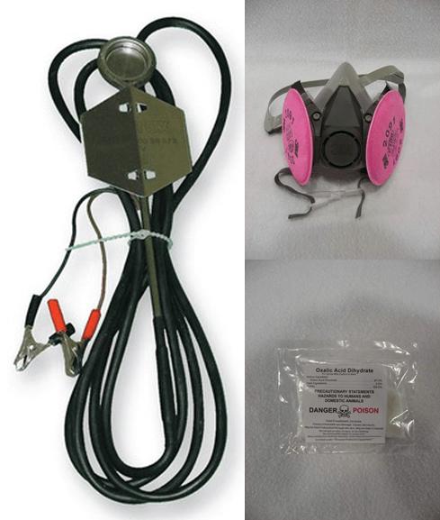 Varroa Oxalic Acid Vaporizer Combo