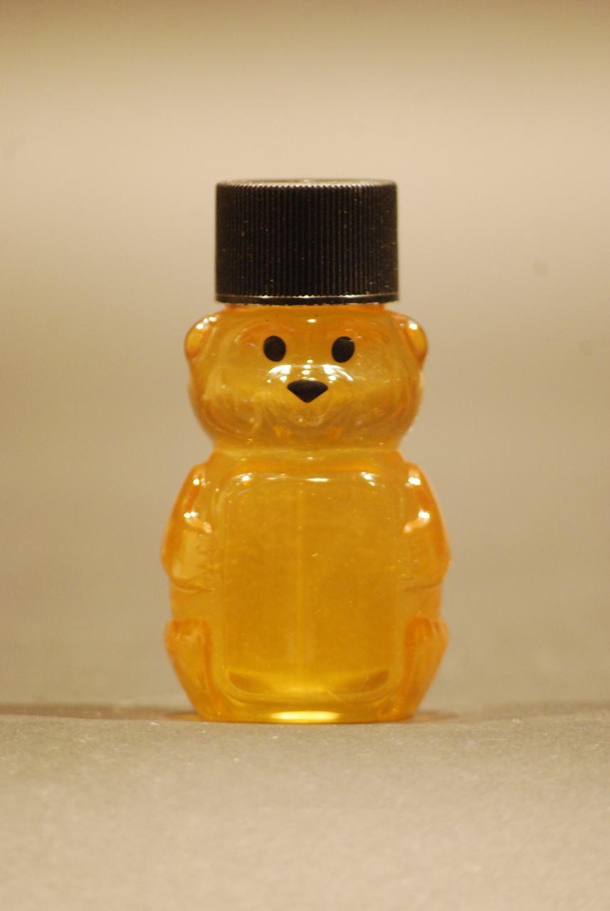 2 oz. Iowa Honey Sample Bear