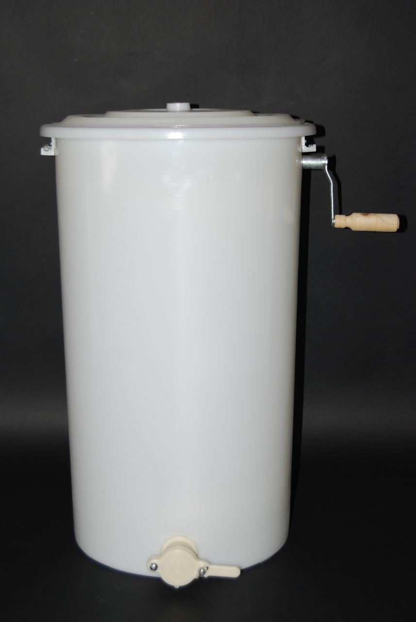 2 Frame Plastic Honey Extractor