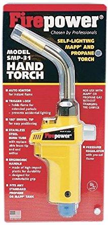 Firepower Hand Torch
