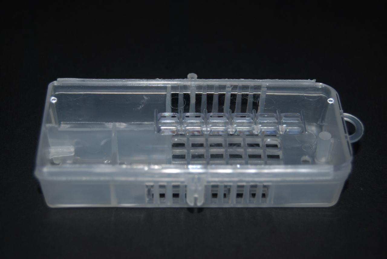 Square Plastic Queen Cage