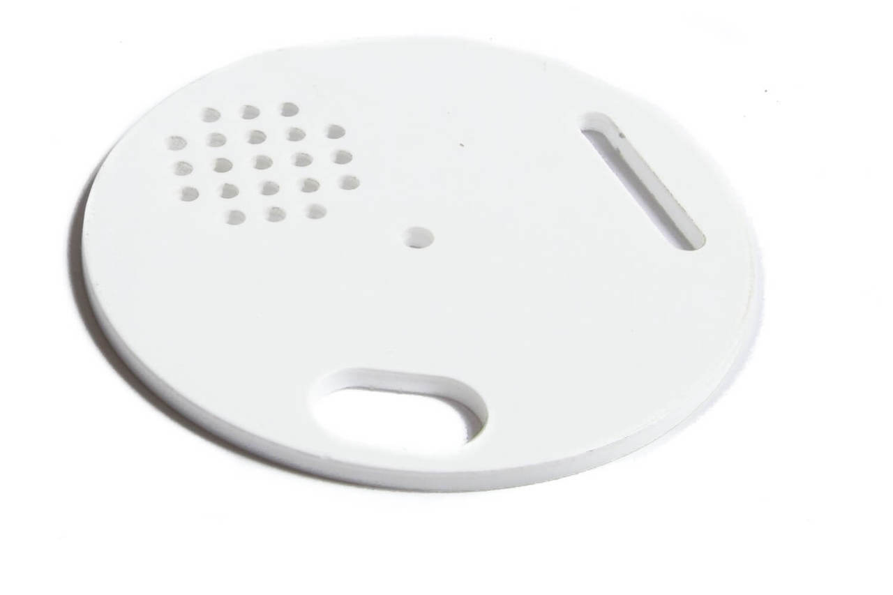 Nuc Plastic Entrance Disc