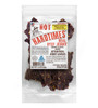 Hardtimes Hot Beef Jerky, 2.25oz bag