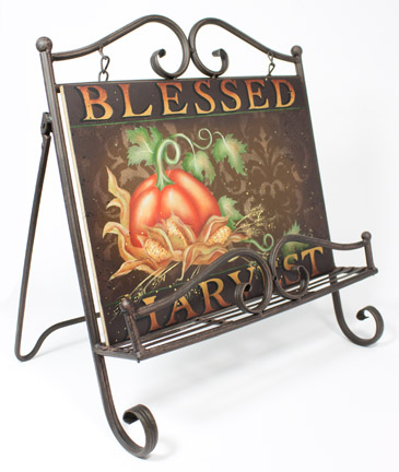 Blessed Harvest DVD & Pattern Packet - Patricia Rawlinson