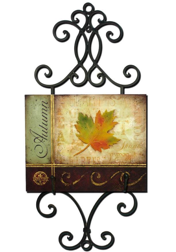Autumn Leaf packet - Patricia Rawlinson