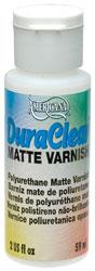DuraClear Matte Varnish - 2 oz.