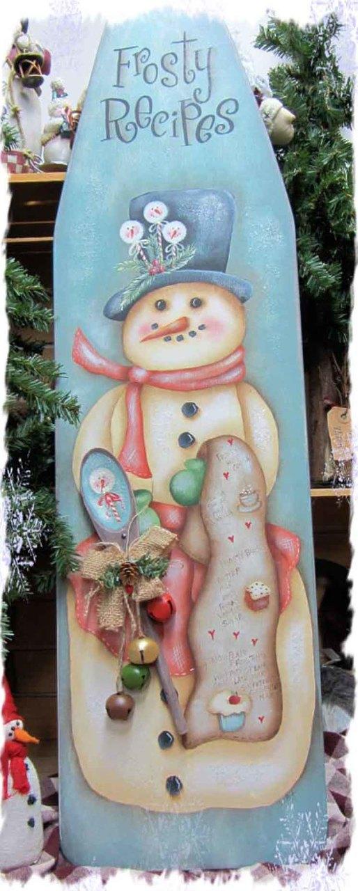 Frosty Recipes - E-Packet - Deb Antonick