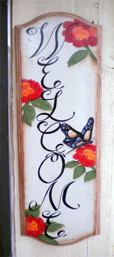 Lantana Welcome Sign - E-Packet - Ann Perz