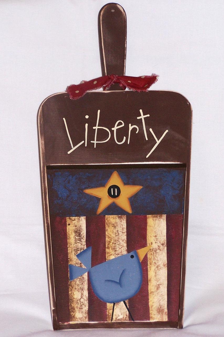Liberty - E-Packet - Cheryl Nuccio