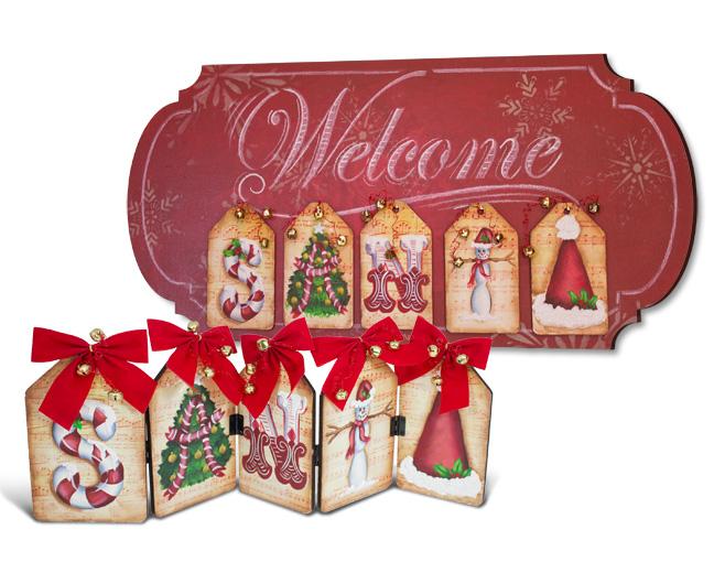 Welcome Santa E-Packet - Patricia Rawlinson