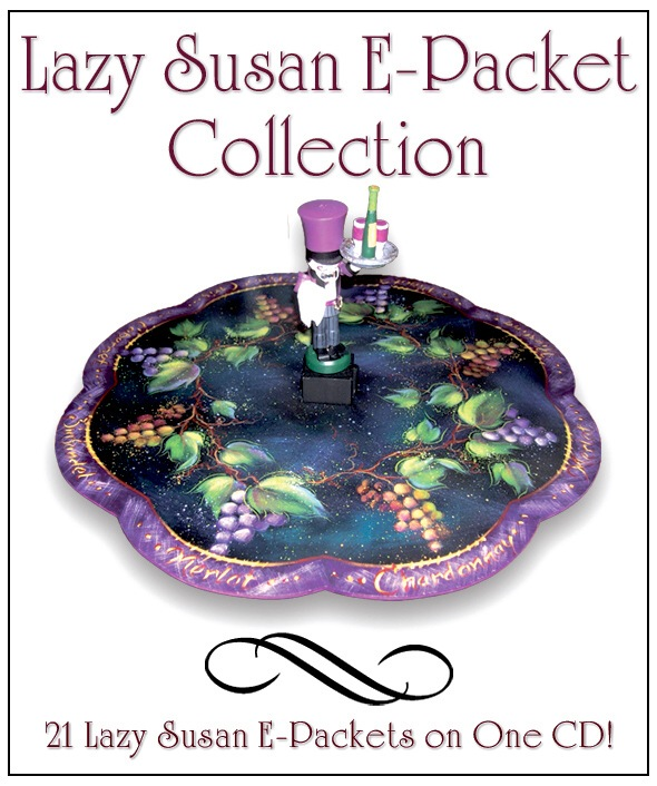 Lazy Susan Patterns Collection