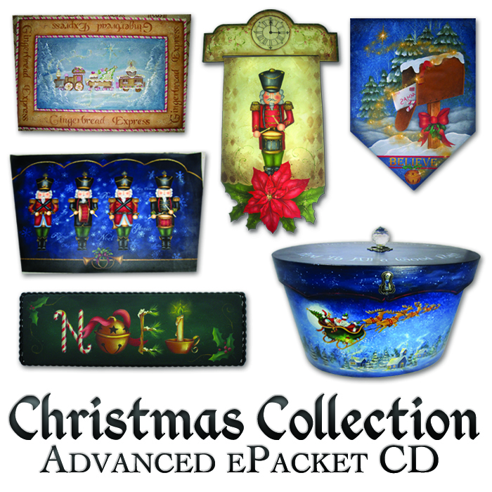 Advanced Christmas Pattern Collection