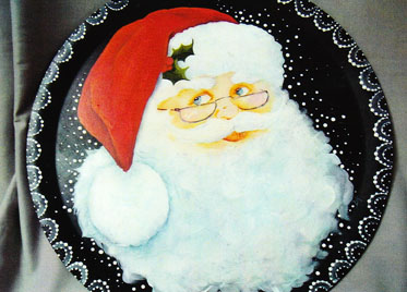 Ho Ho Ho Santa E-Packet - Beth Wagner