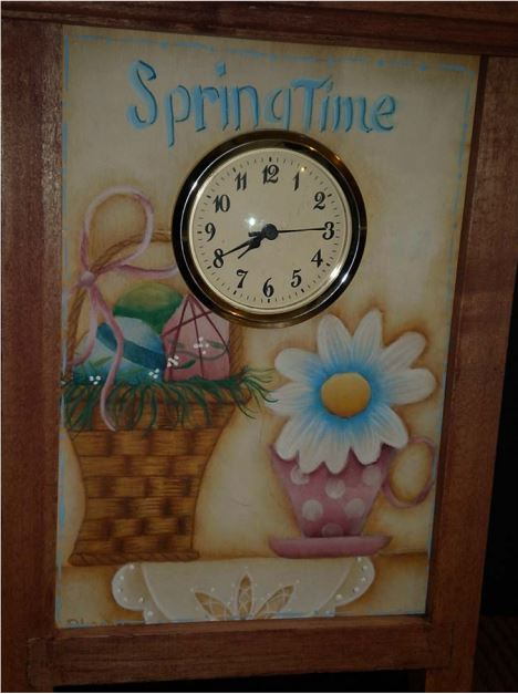Spring Time - E-Packet - Ann Perz