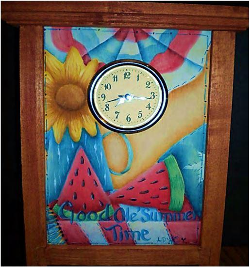 Good Ole Summer Time - E-Packet - Ann Perz