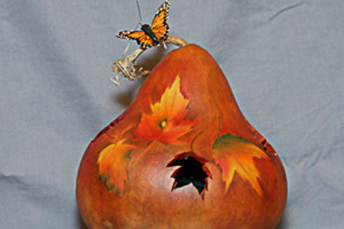 Autumn Leaves - E-Packet - Debra Welty