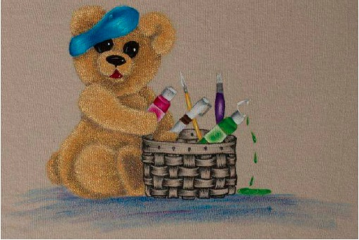 Bearly Painting - E-Packet - Debra Welty