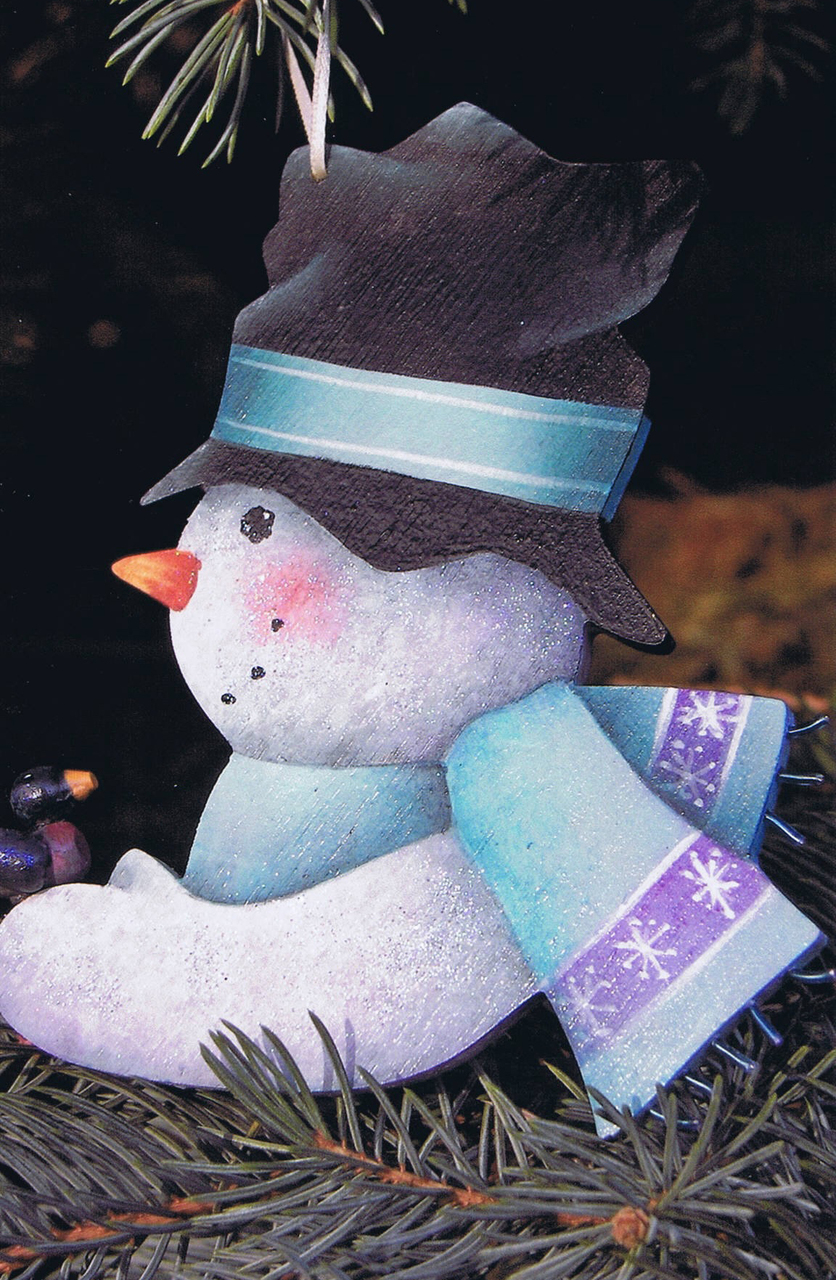 Winter Friends - E-Packet - Ruth Veley