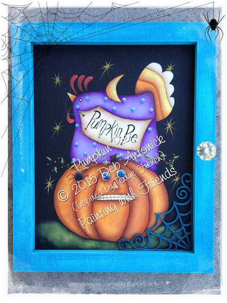 Pumpkin Pie - E-Packet - Deb Antonick