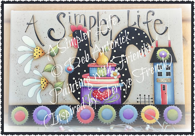 A Simpler Life - E-Packet - Deb Antonick