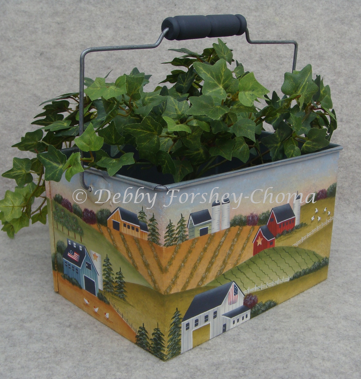 American Farmlands - E-Packet - Debby Forshey-Choma