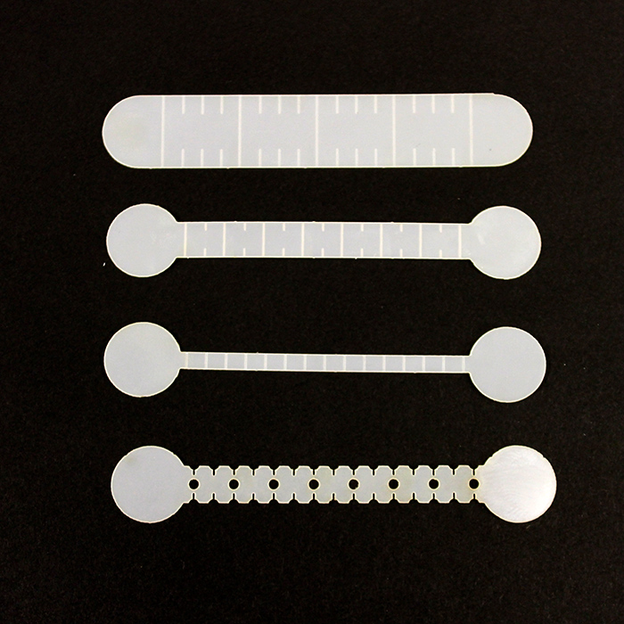 Flexible Lace Marking Tool - Set of 4
