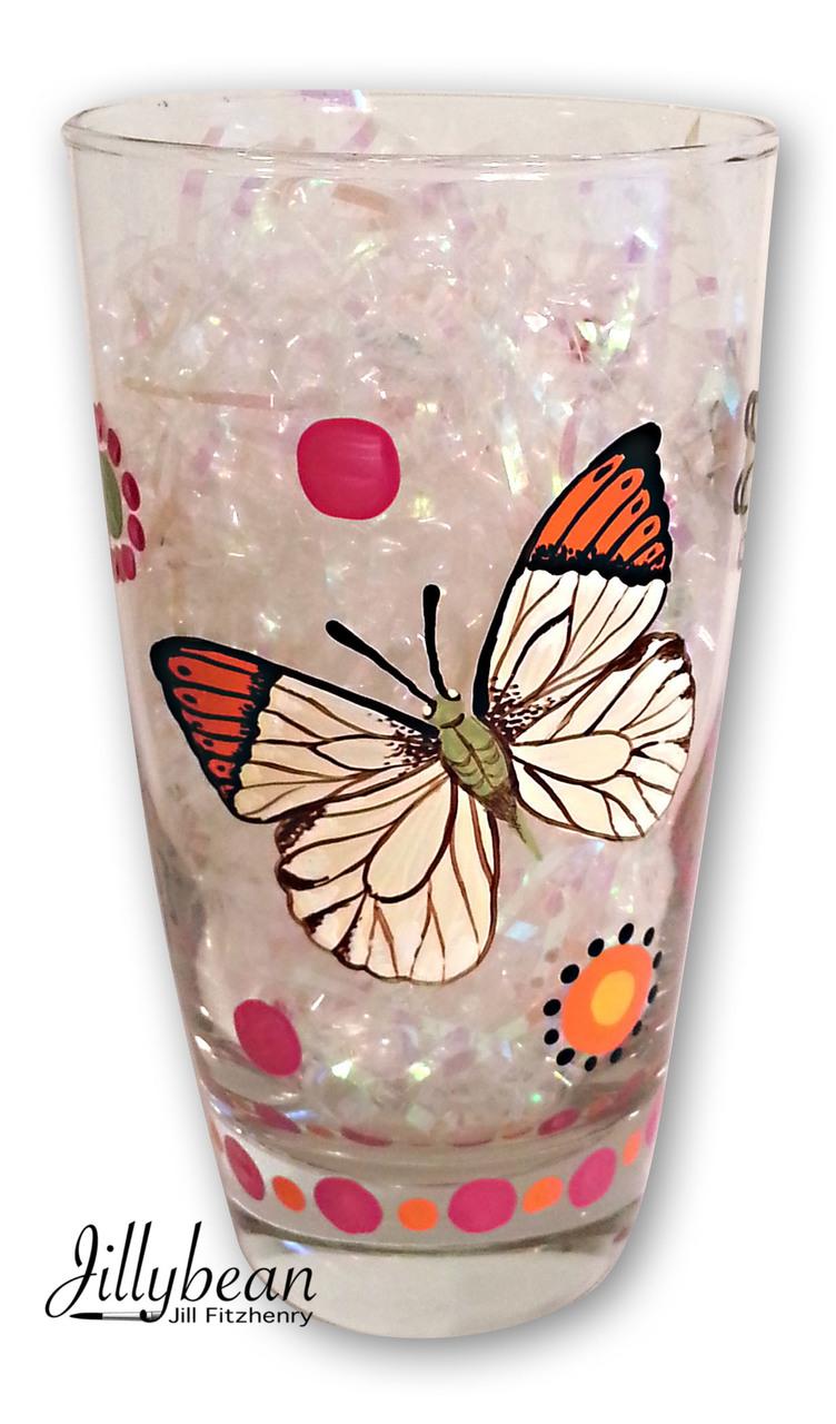 Butterfly Glass - E-Packet - Jill Fitzhenry