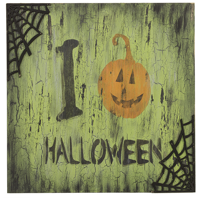 Rustic Halloween Plaques - Pattern Packet by Patricia Rawlinson