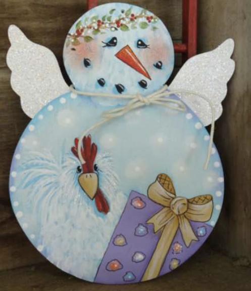Three Snowy Angels - E-Packet - Betty Bowers