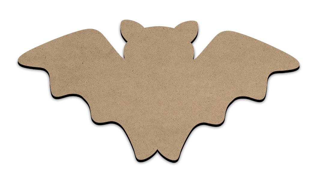 """Batty Plaque - X-Large - 22"""" x 11"""""""