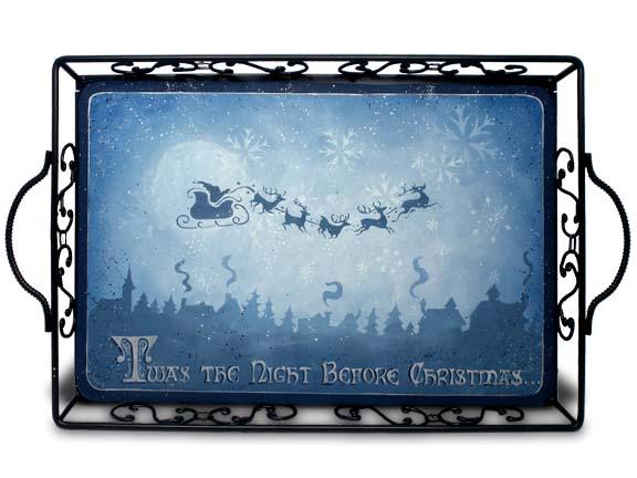 Santa Sleigh - E-Packet - Patricia Rawlinson