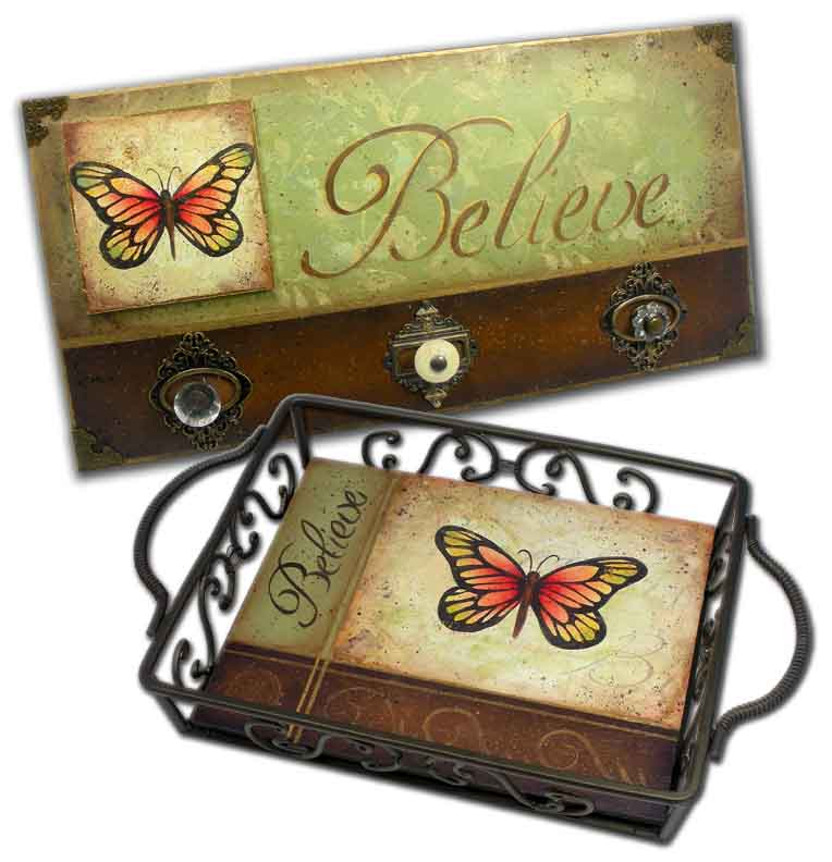 Butterfly Believe - E-Packet - Patricia Rawlinson