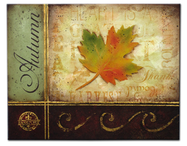 Autumn Leaf - E-Packet - Patricia Rawlinson