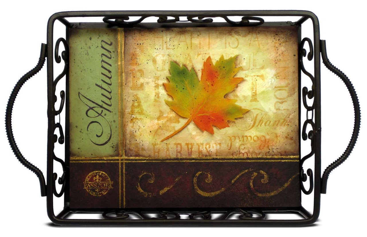 Autumn Leaf DVD & Pattern Packet - Patricia Rawlinson