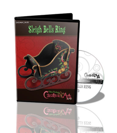 Sleigh Bells Ring DVD & Pattern Packet - Patricia Rawlinson