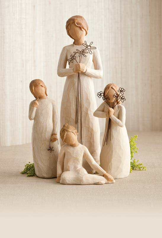 Willow Tree Family Grouping figures