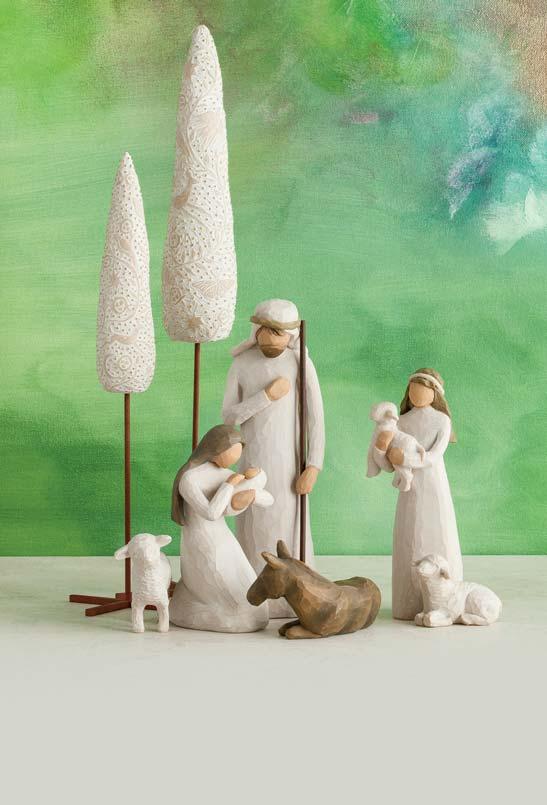 Willow Tree Christmas Nativity Sets