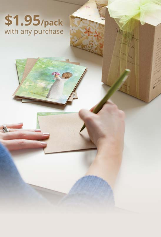 Willow Tree Notecards