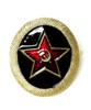 Soviet Russian Military NAVY Fleet Naval Infantry Marine Uniform Hat Badge