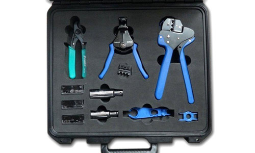 Amphenol Industrial H4TK0000 Tool Kit for Field Installation Service