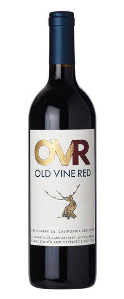 Marietta Old Vine red Lot #67