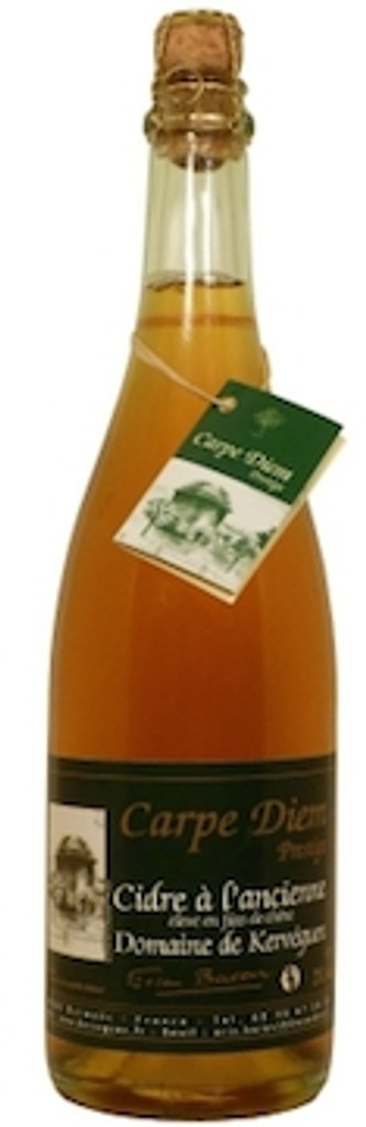 Domaine Kerveguen Apple Hard Cider Brut 2014