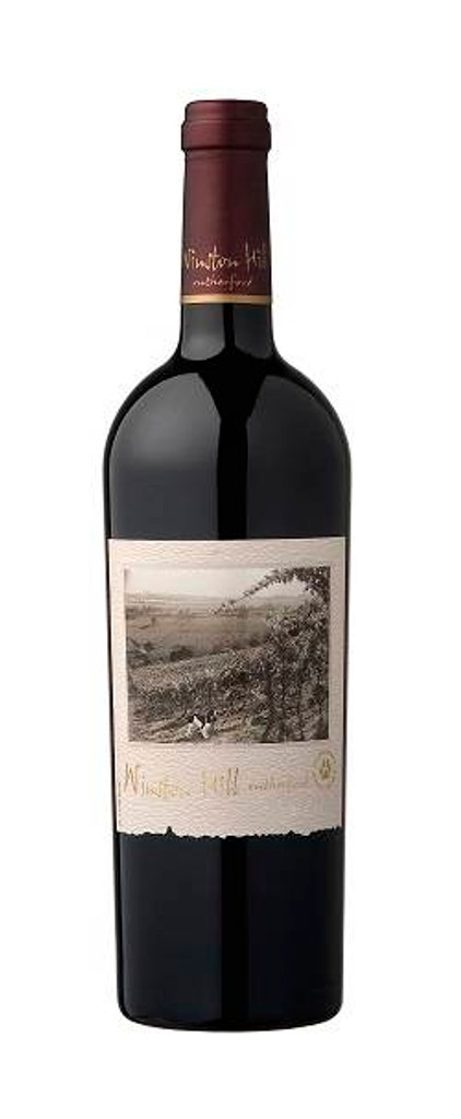 Frank Family Red Blend Winston 2012