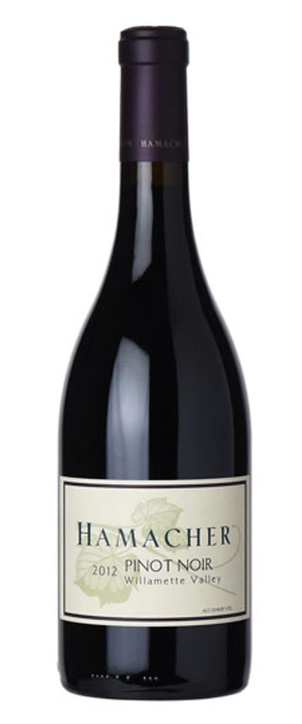 Hamacher Pinot Noir 2012