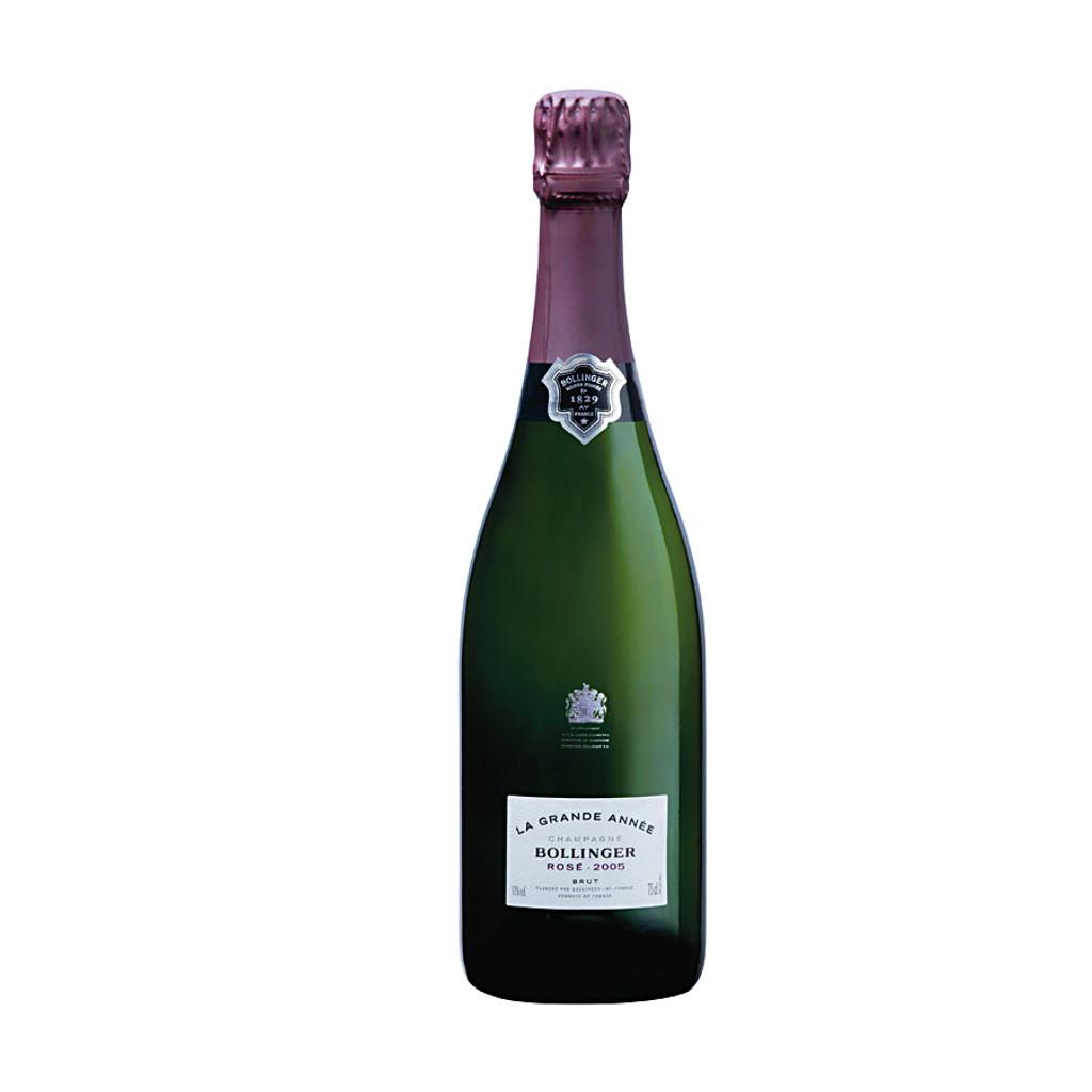 Bollinger La Grande Année Rose 2005