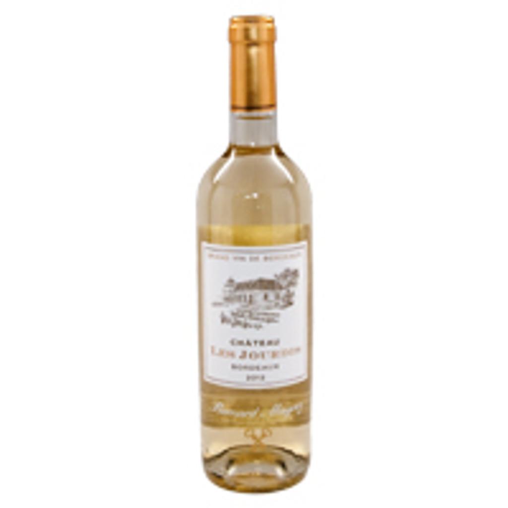 Château Les Jourdis White Bordeaux Blanc 2014