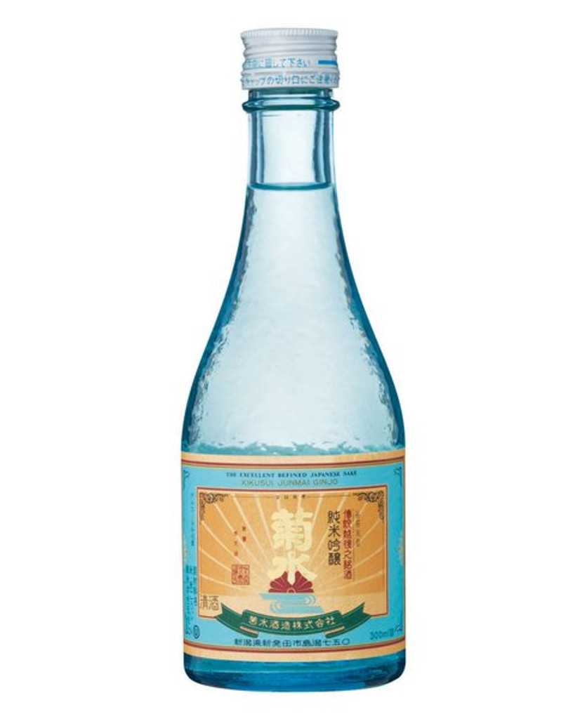 Kikusui Junmai Ginjo Sake 300