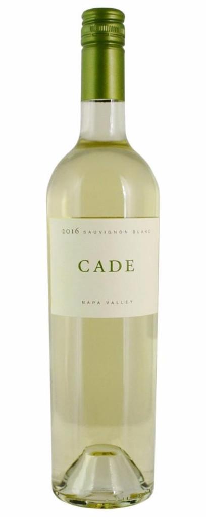 Cade Sauvignon Blanc 2016